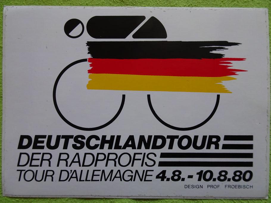 Von 1980 bis 1982 gab es schon mal ein einheitliches Logo