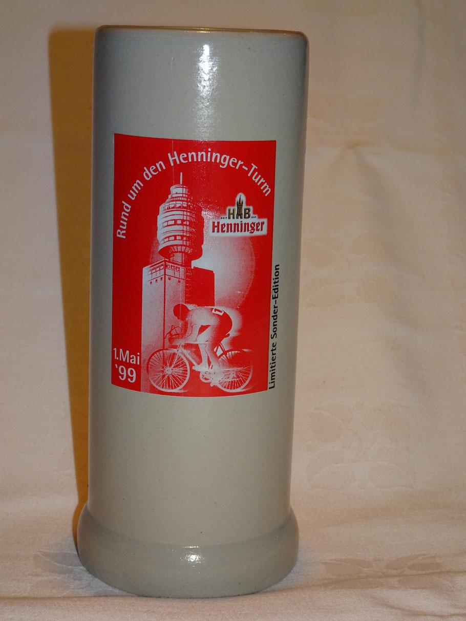 Bierkrug - von Henninger 1999