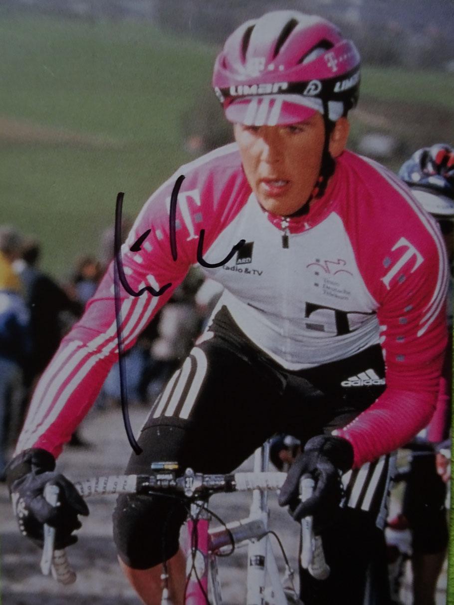 1998 - als Jungprofi bei Telekom
