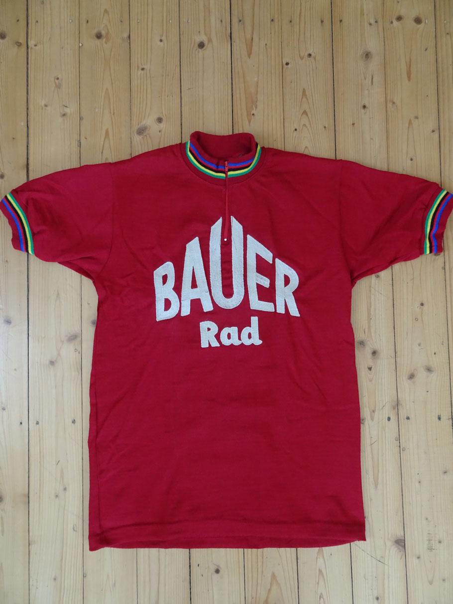 So gekleidet fuhren wohl Weltmeister Heinz Müller und Ludwig Hörmann in den 50ern