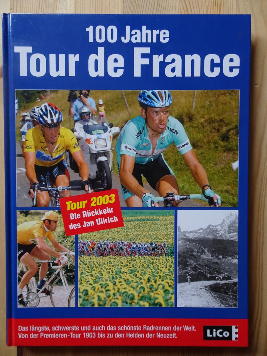 Zum Jubiläum der Tour erschien unter anderen auch dieses Buch