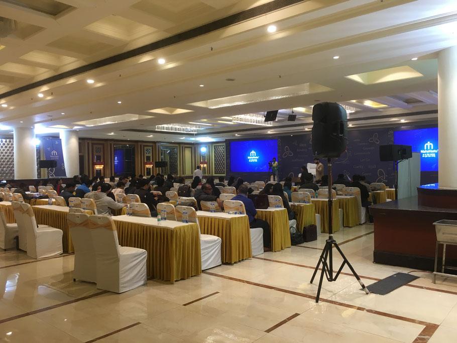 MahaVastu Course in Indien /Dehli