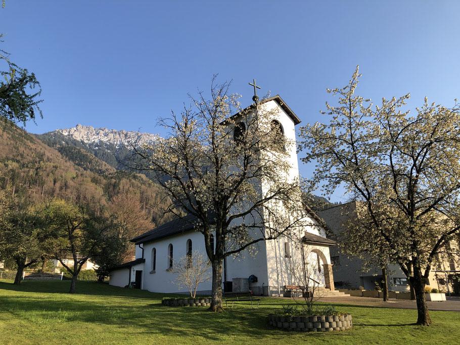Kirche St. Sebastian in Nendeln