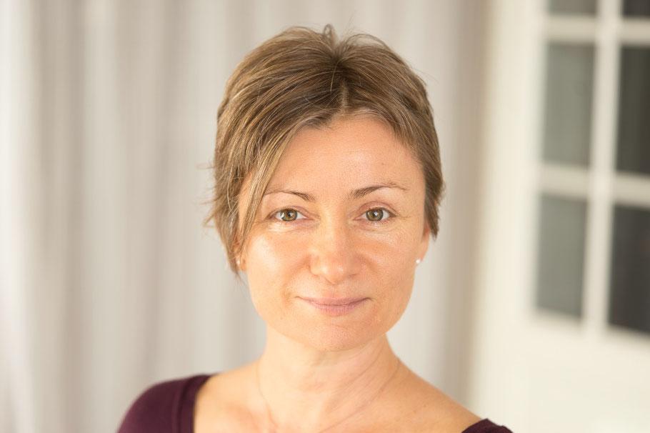 Portrait: MANYO Yoga Gleisdorf; Manuela Stangl