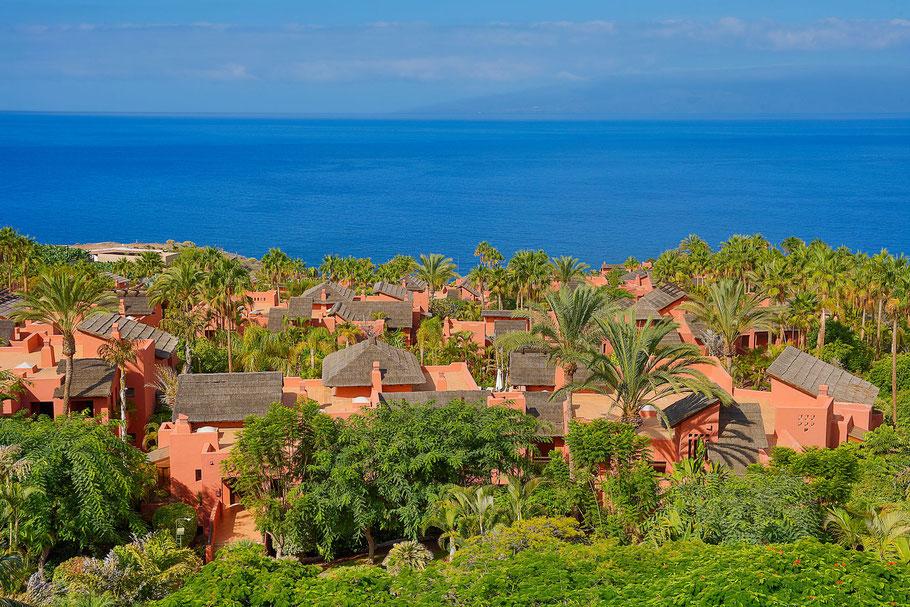 Ritz Carlton Abama, Teneriffa - für Golf-Liebhaber und Feinschmecker