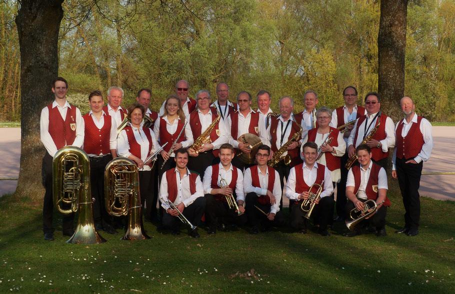 Spielgemeinschaft der Musikvereine Freckenfeld und Büchelberg