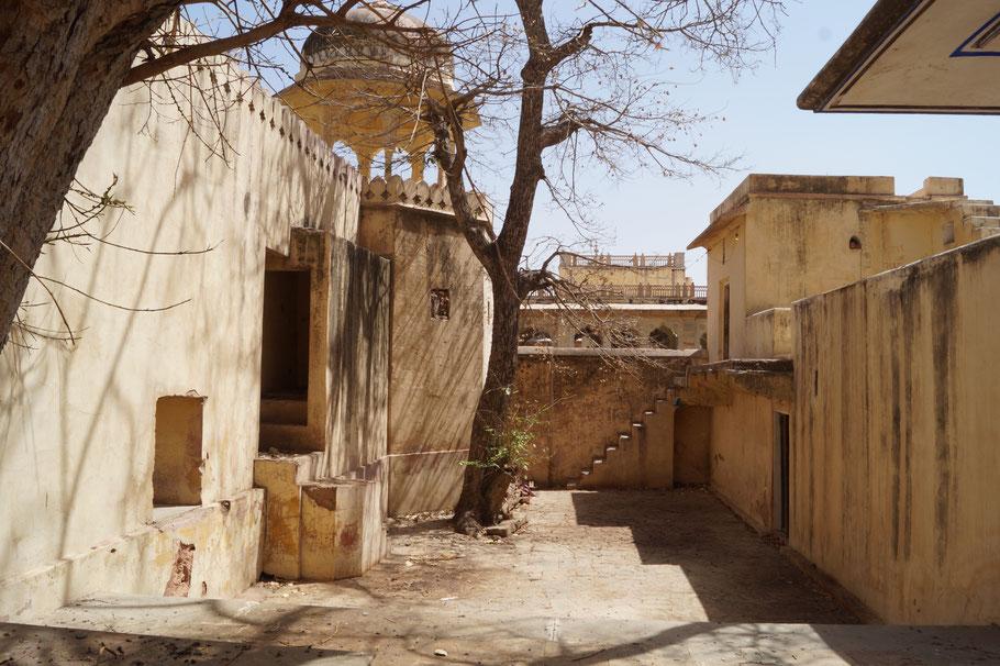 Jaipur - Un ancien palais de Maharaja