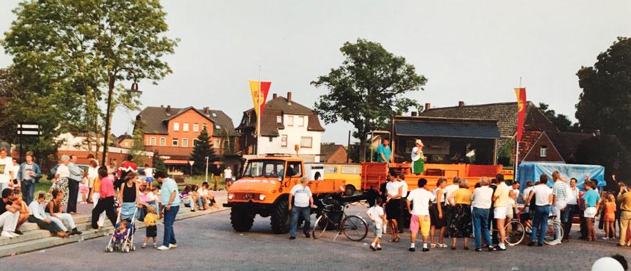 Viele Jahre war das Löwenfest ein fester Termin in Groß Ilsede