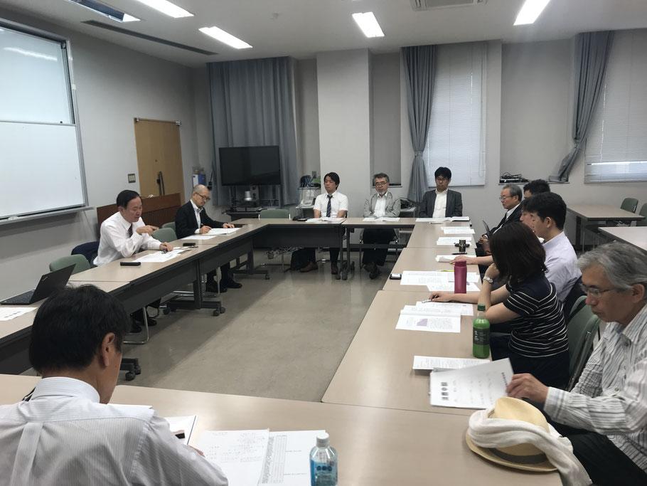 宮崎県弁護士会有志の方と意見交換会②
