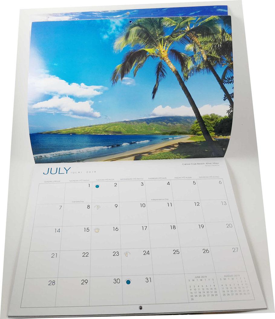 Kalender Hawaii