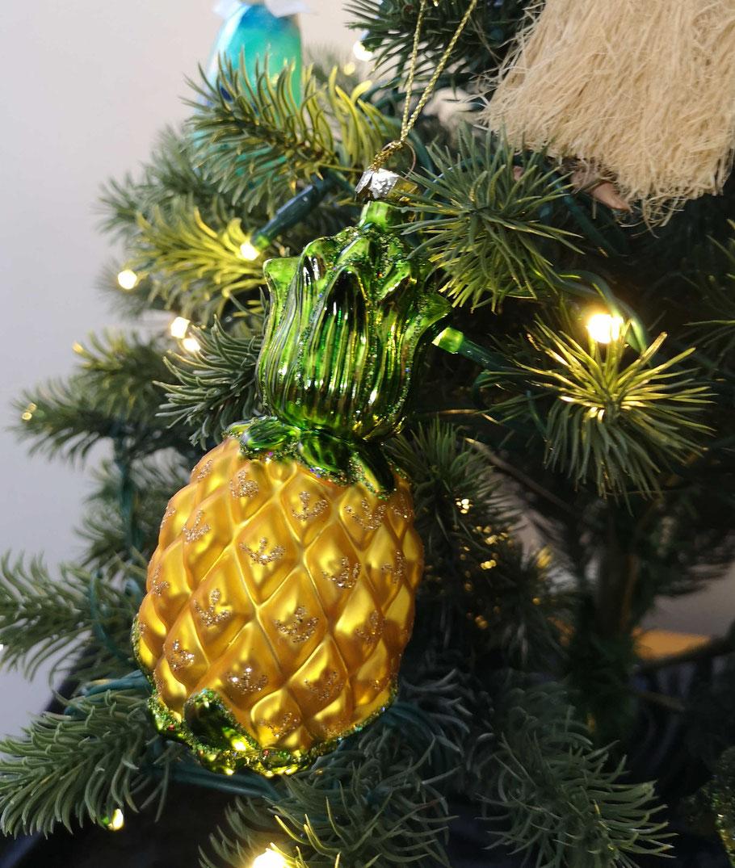 Christmas Baumschmuck Christbaumkugeln aus Hawaii