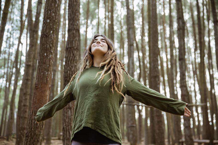 Chraftinsel, Sarah Elsener, Nutze die Kraft der Natur