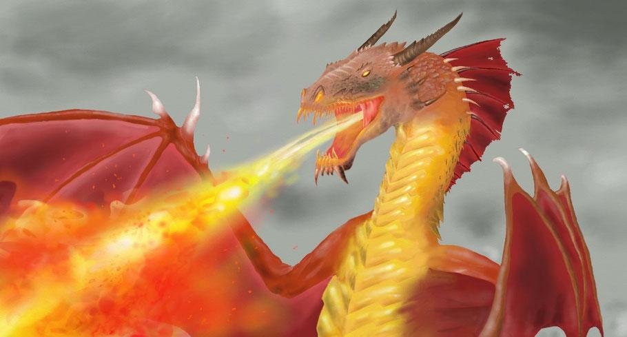 Drawnr /roi des dragons
