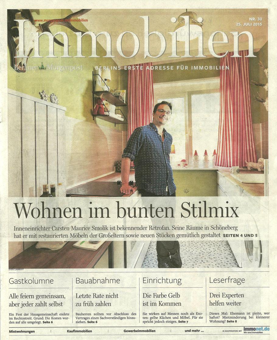 Tagesspiegel - EinrichterBerlin.de_Inneneinrichter