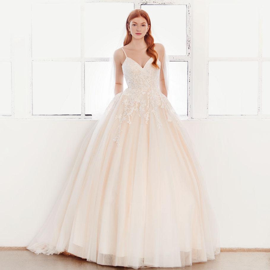 Lilly Prinzessinnen Brautkleid