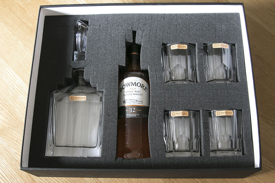 Crystal Brettl Tasting Whisky Set
