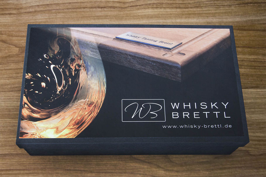 Whisky Brettl Tasting Set