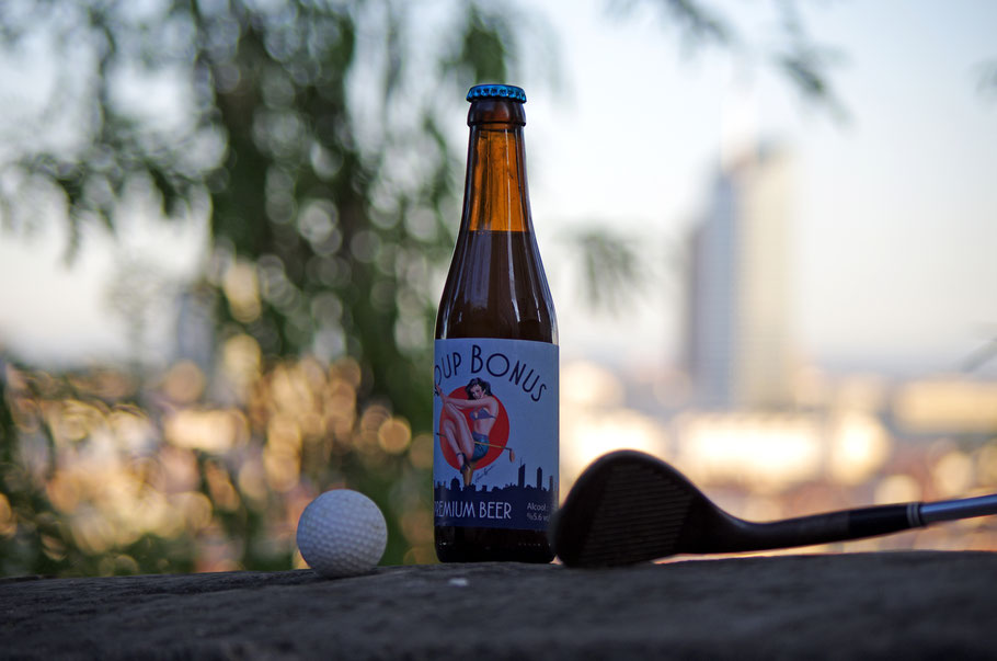 Bière lyon street golf beer craft urban golf