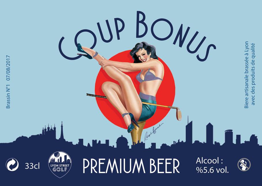 Bière lyon street golf beer craft urban golf