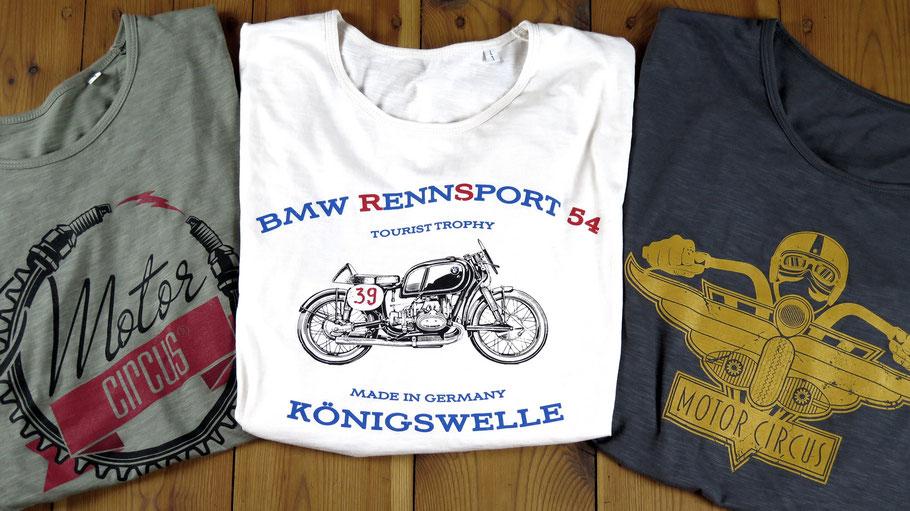 Motor Circus T-shirt tee