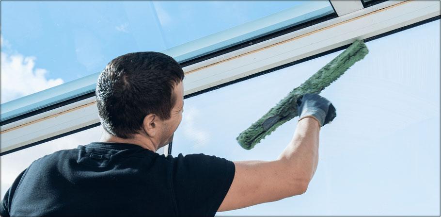 Die Baden Clean Gebäudereinigung ist Ihr Partner in sachen Glasreinigung im Raum Karlsruhe und Umgebung.