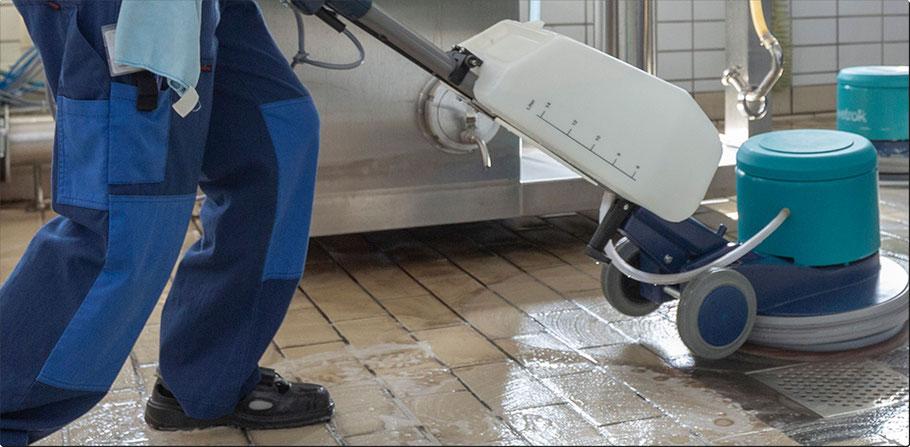 Die Baden Clean Gebäudereinigung ist Ihr Partner in sachen Grundreinigung im Raum Karlsruhe und Umgebung.