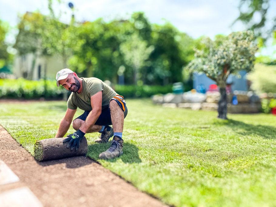 Job Garten- und Landschaftsbau in Wuerzburg, Franken, Bayern, Stellenangebot
