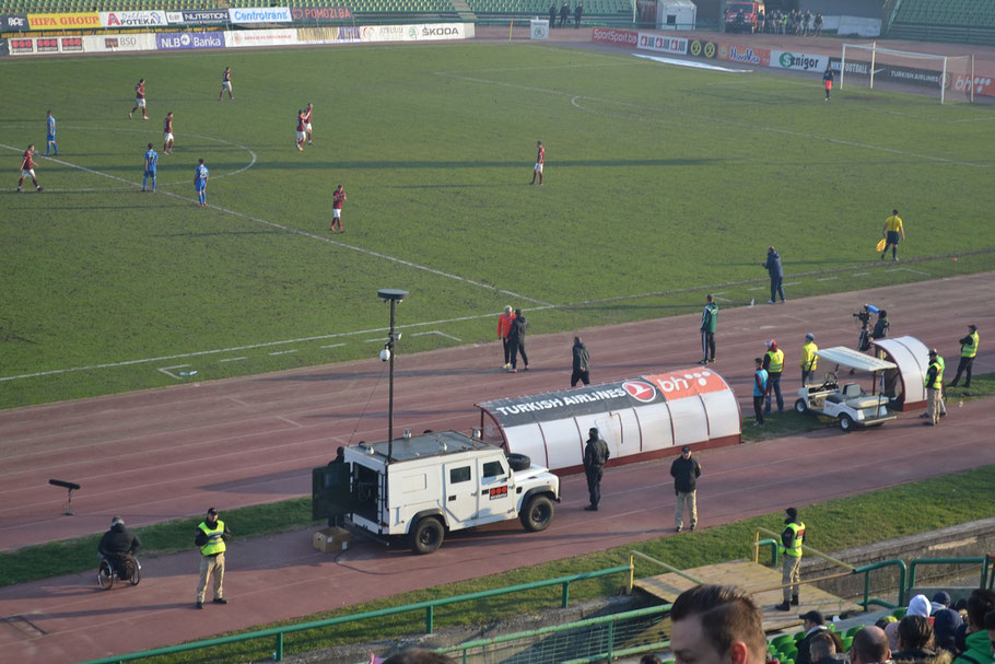 Asim-Ferhatovic-Hase Stadion FK Sarajevo Horde Zla Securitas