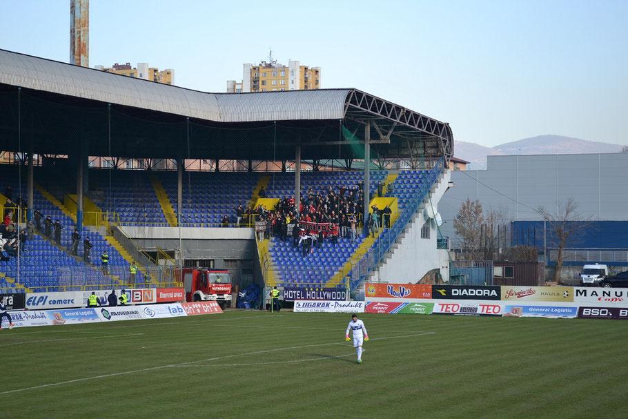 FK Zeljeznicar Sarajevo Stadion Grbavica Manijak Ultras Celik Zenica