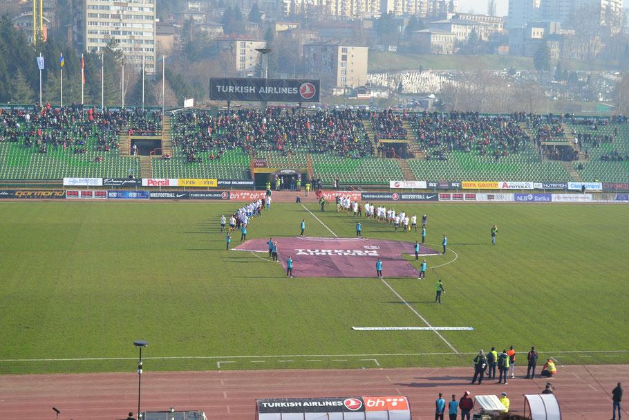 Asim-Ferhatovic-Hase Stadion FK Sarajevo Horde Zla