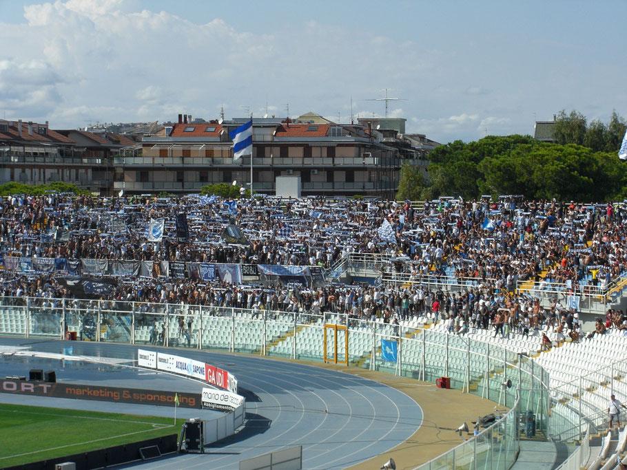 Ultras Pescara Rangers Stadio Adriatico
