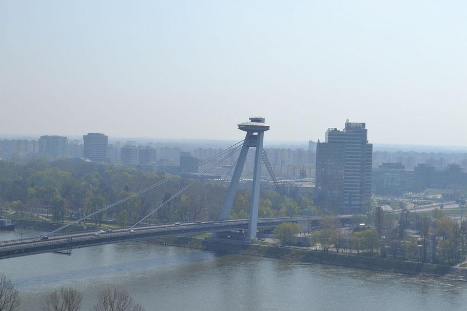 Brücke des Slowakischen Nationalaufstandes