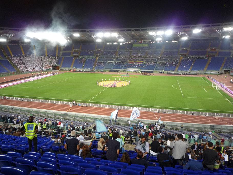 Stadio Olimpico Rom Italy Europa League