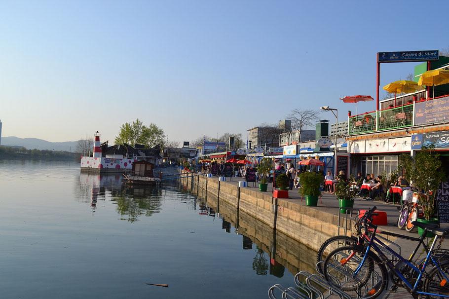 Wien Donauufer
