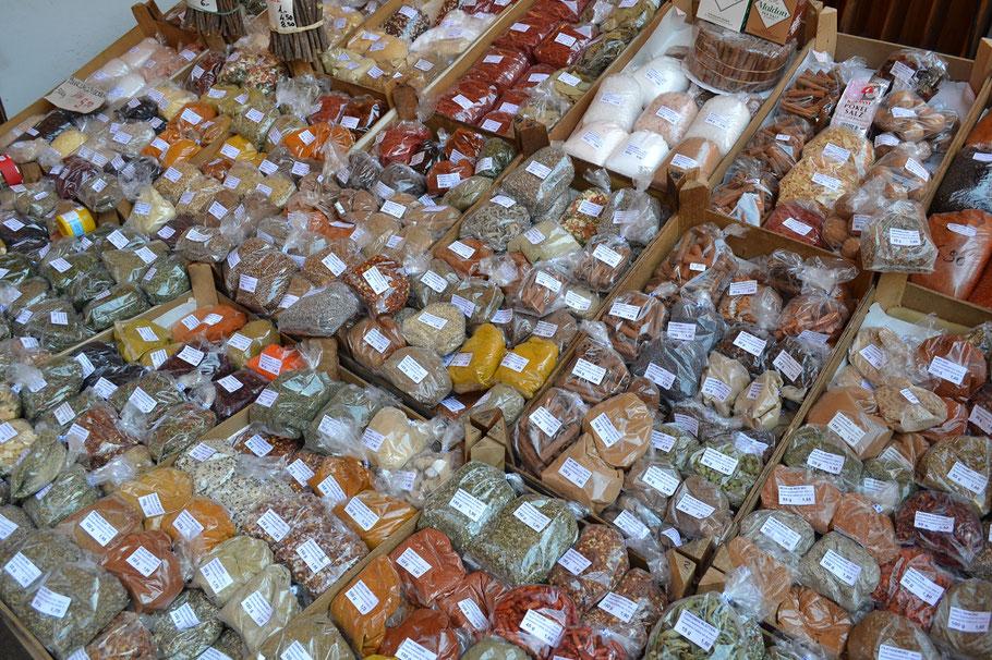 Naschmarkt Wien Gewürze