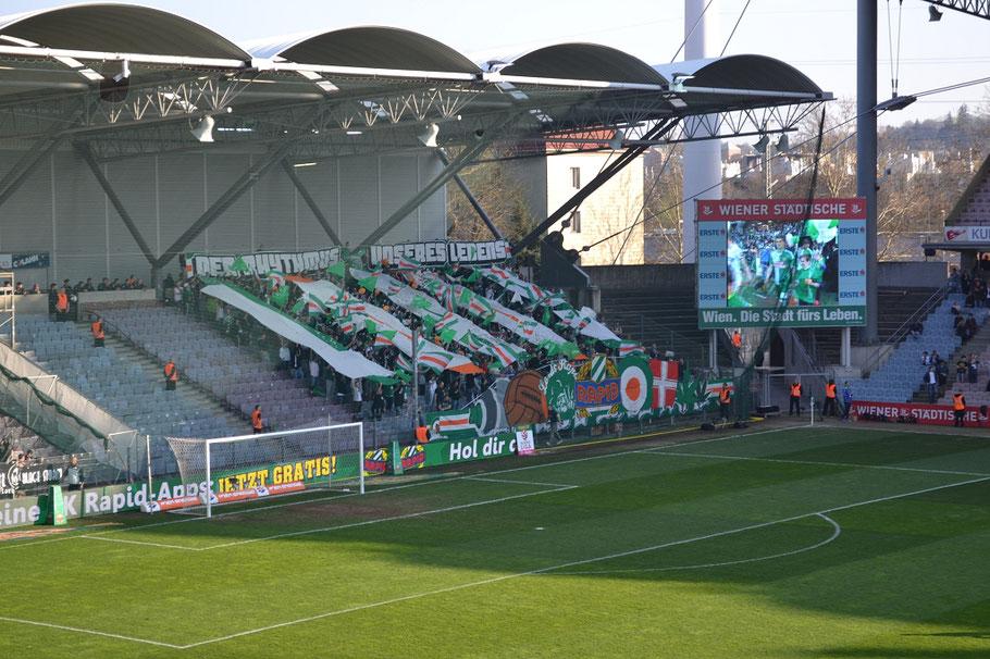 Lords Rapid Wien Ultras