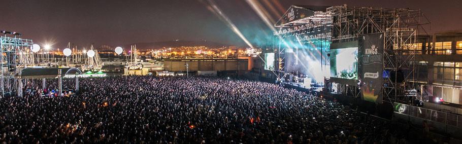 Ejekt Festival Athen Greece