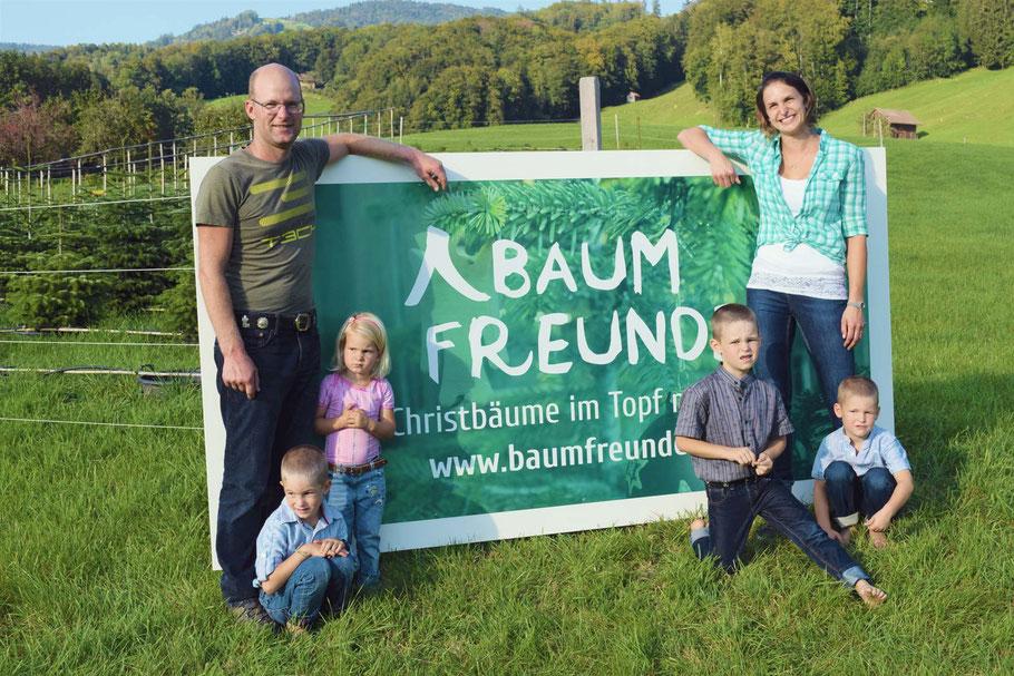 Fam. Jud-Eberhard, Baumfreunde