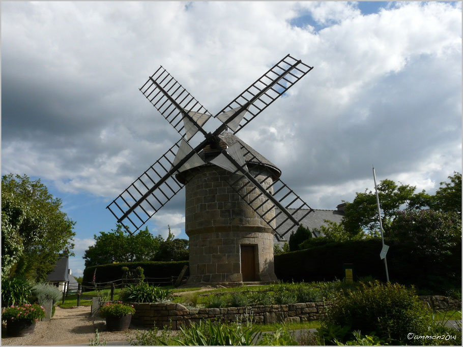Moulin de Creac'h Olen
