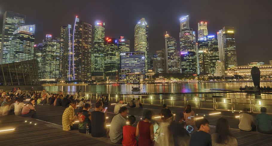 Singapur Eigenwild Bild