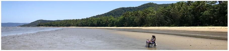 Australien, Australia, Reisebericht Australien, Reisebericht Queensland, Queensland, Far North Queensland, Wonga Beach, Egge am Wonga Beach