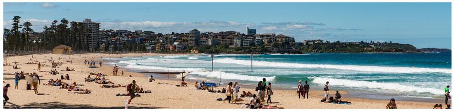 Australia, Australien, Sydney, Sydney Reisebericht, Manly, Manly Beach, Sydney Surf