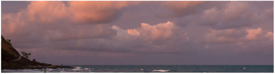 Australien, Australia, Reisebericht Australien, Reisebericht Queensland, Queensland, Far North Queensland, Port Douglas, Four Mile Beach, Sunset, Sonnenuntergang am Four Mile Beach