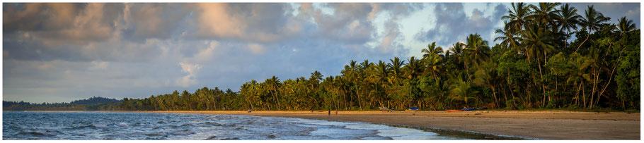 Australien, Australia, Reisebericht Australien, Reisebericht Queensland, Queensland, Far North Queensland, Mission Beach, Sunset