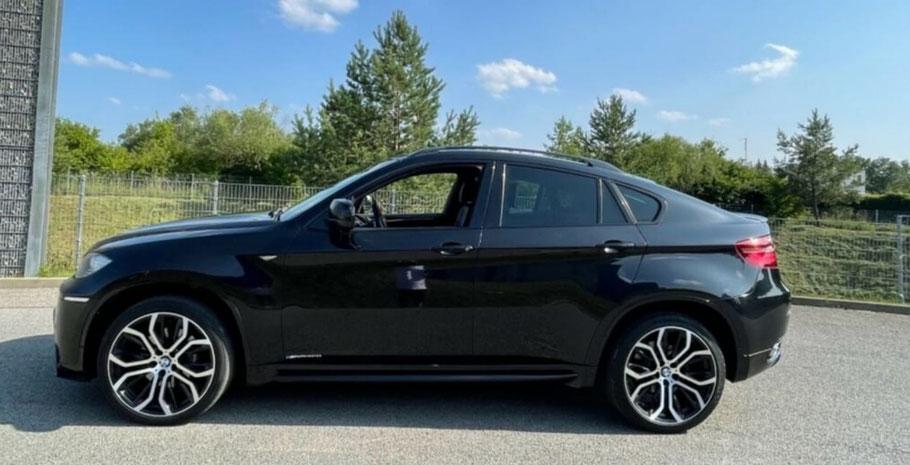 BMW X6 Ankauf Verkaufen Export Motorschaden Unfallschaden totalschaden getriebeschaden