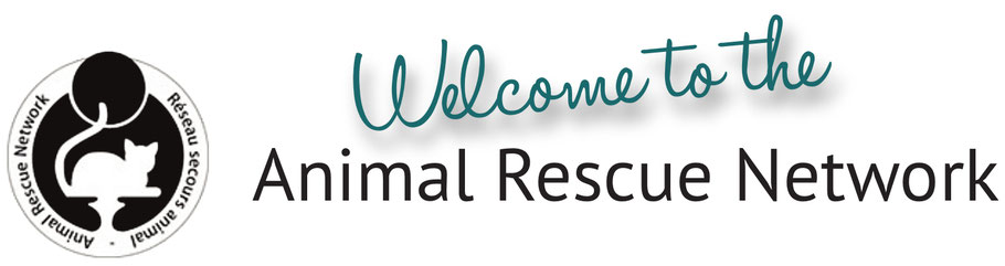 Welcome to the Animal Rescue Network