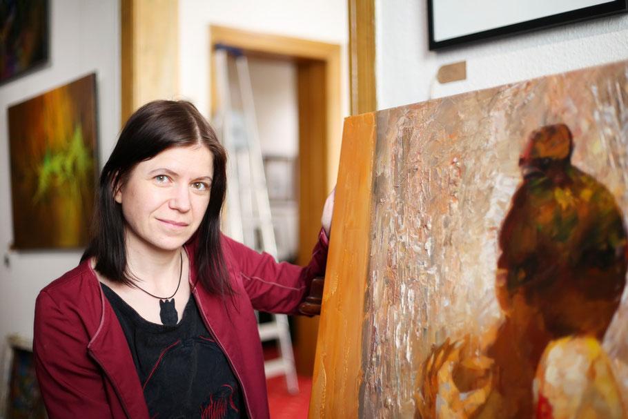 Susanne Höhne von der Galerie BeuteltierART gibt Tipps rund um Kunst