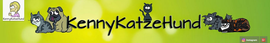 KennyKatzeHund Kendra Schumacher Youtube Kanal Monkimau Kenny Katze Hund