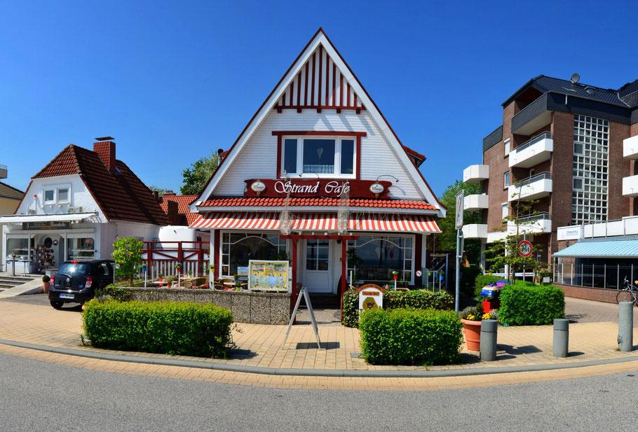 Strand-Café Haffkrug
