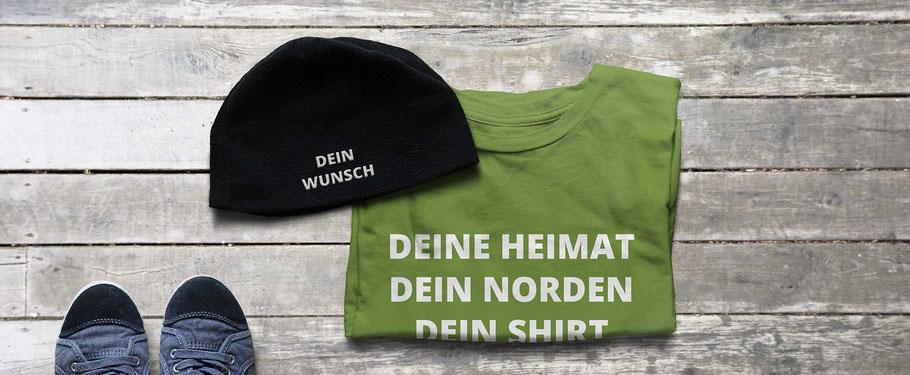 Shirt-Shop Wunschzettel